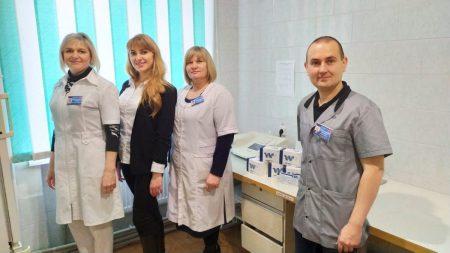 Медичні заклади Кіровоградщини отримали від благодійників 855 тестів для діагностики ВІЛ