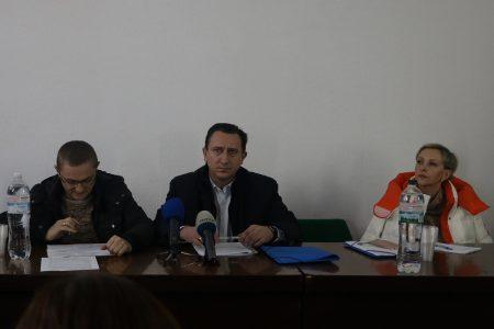 У Кропивницькому відбулося відкрите обговорення підвищення тарифу на воду. ФОТО. ВІДЕО