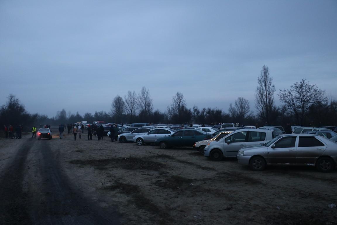 Без Купюр Автоялинка в Кропивницькому: за півтори години вишикували понад 200 машин. ФОТО. ВІДЕО За кермом  Кропивницький автоялинка 2020 рік