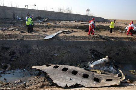 Щонайменше двоє членів екіпажа літака, що впав у Ірані, навчались в Кропивницькому
