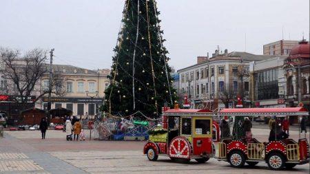 В Україні траур, на центральній площі Кропивницького – розваги. ВІДЕО