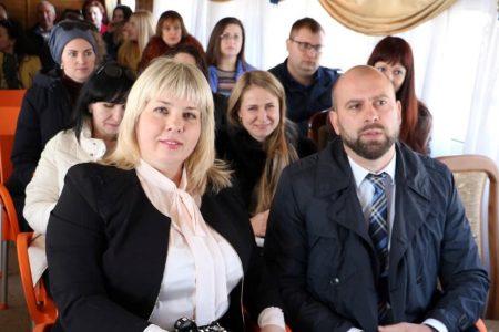 Андрій Балонь призначив собі заступницю з гуманітарних питань та інвестицій