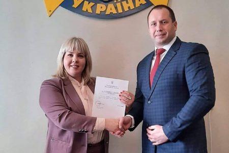 Жителям Новоархангельського району представили нового голову РДА