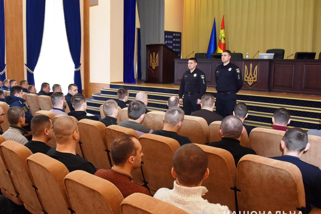 Без Купюр У громадах Кіровоградщини стажуватимуться поліцейські з Волині Події  Національна поліція дільничні офіцери 2020 рік