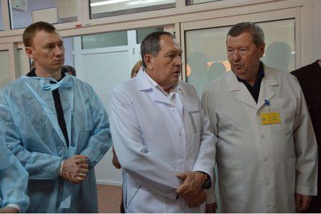 Лікарня швидкої допомоги Кропивницького отримає 2 нових рентгенапарата