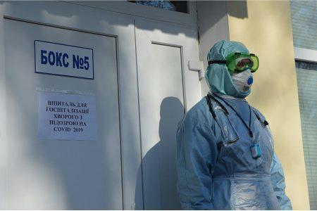 У Кропивницькому перевірили готовність лікарень до госпіталізації хворих коронавірусом. ФОТО