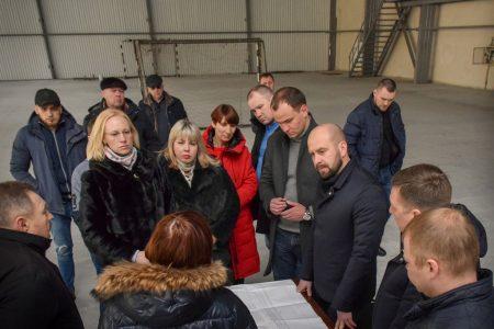 У Кропивницькому реконструюють дитячо-юнацьку школу олімпійського резерву