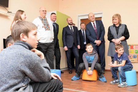У Новоукраїнці відкрили інклюзивно-ресурсний центр