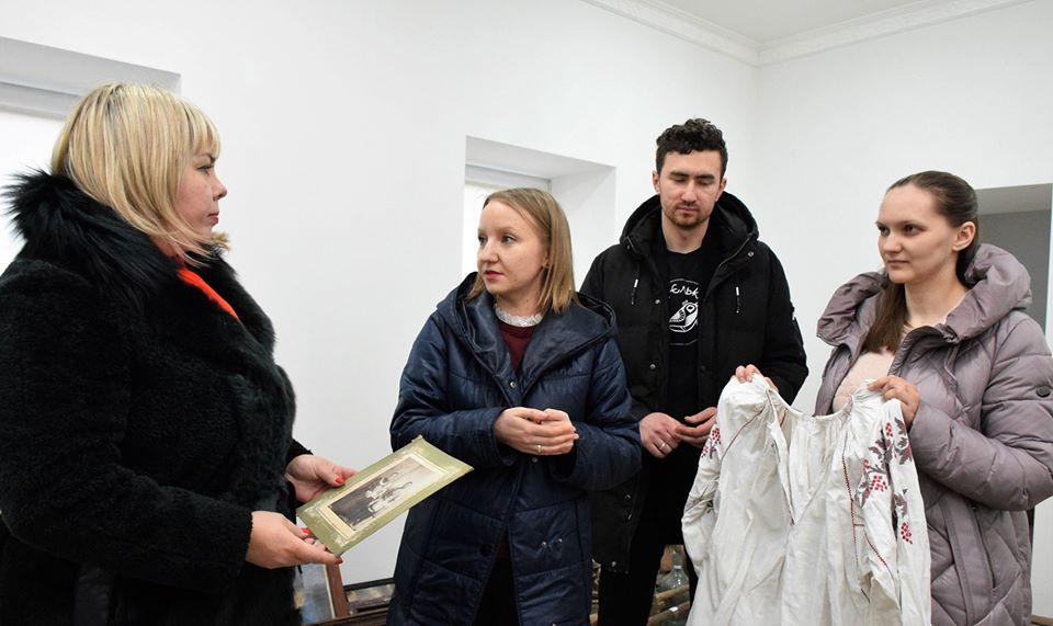 Без Купюр У Кропивницькому планують створити інтерактивну етнолабораторію Життя  проект Баба Єлька ОДА 2020 рік