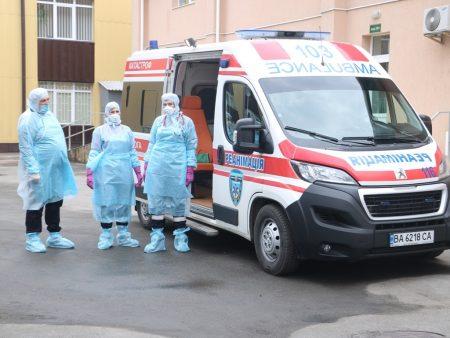 В обласній лікарні показали бокси, підготовлені на випадок коронавірусу. ФОТО
