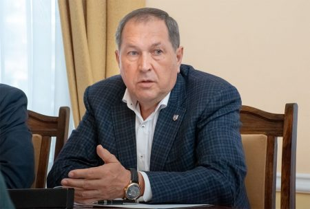 Міський голова Кропивницького захворів на коронавірус