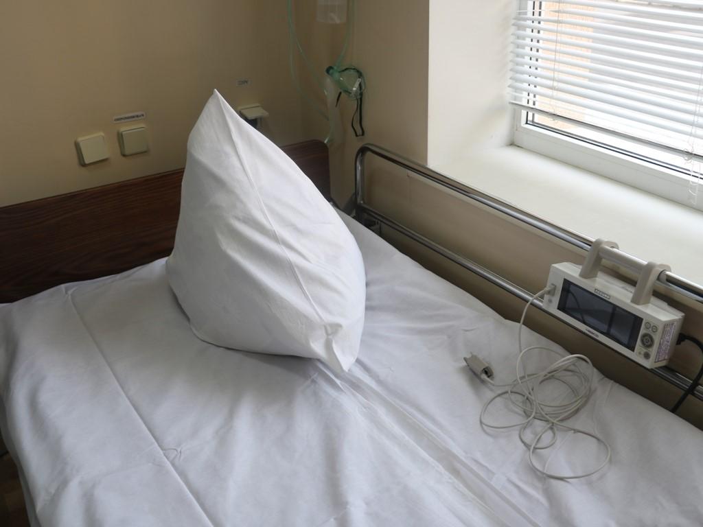 Без Купюр В обласній лікарні показали бокси, підготовлені на випадок коронавірусу. ФОТО Здоров'я  обласна лікарня Коронавірус в Україні 2020 рік