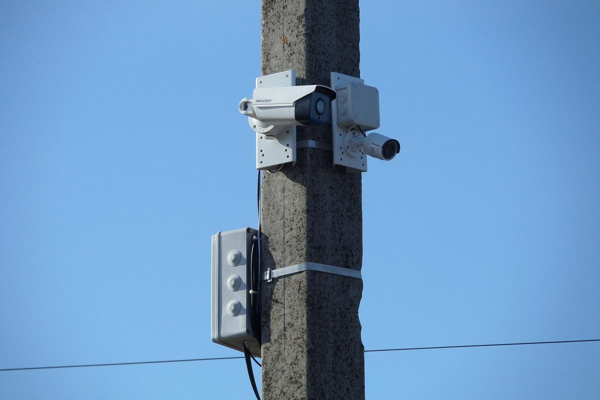 Без Купюр У Приютівській ОТГ з'явилась сучасна система відеоспостереження Життя  Приютівська ОТГ камери відеоспостереження 2020 рік
