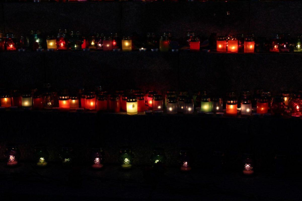Без Купюр У Кропивницькому вшанували пам'ять героїв Небесної сотні. ФОТО Життя  Небесна Сотня день вшанування пам'яті 2020 рік