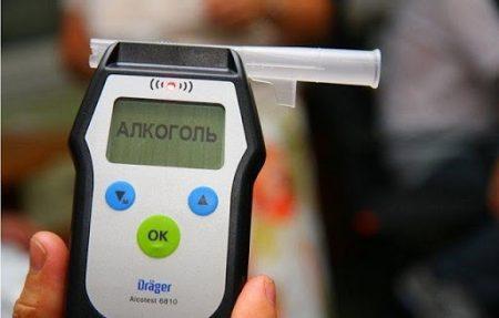 У Кропивницькому виявили водія, у якого вміст алкоголю в крові перевищував норму у 25 разів