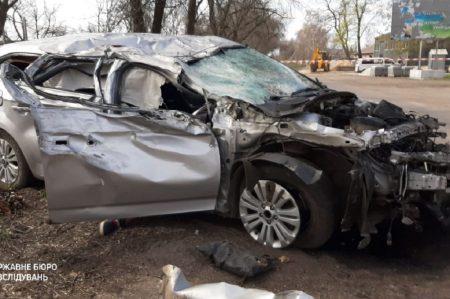 На Кіровоградщині внаслідок ДТП загинула дівчина