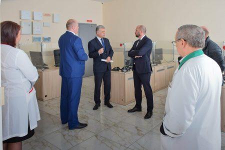 Через місяць на Кіровогращині стартує єдина диспетчерська служба екстреної медичної допомоги