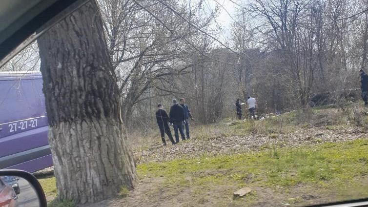 Без Купюр На Балашівці в Кропивницькому знайшли труп чоловіка Кримінал  труп поліція Балашівка 2020 рік
