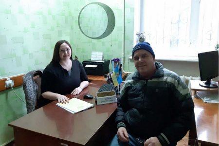 У селищі Новому запрацював адміністратор Центру надання адмінпослуг