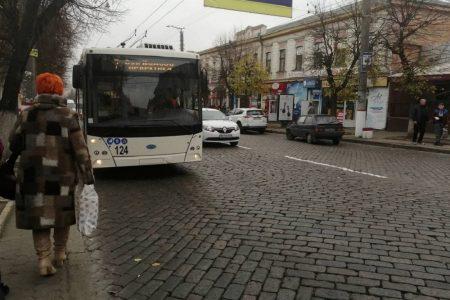 Локдаун у Кропивницькому: обмеження для пільговиків у громадському транспорті не розглядають