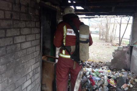 У Світловодську внаслідок пожежі постраждав чоловік
