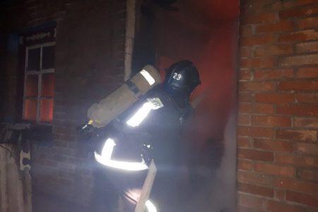 На Кіровоградщині під час гасіння пожежі знайшли тіло загиблого
