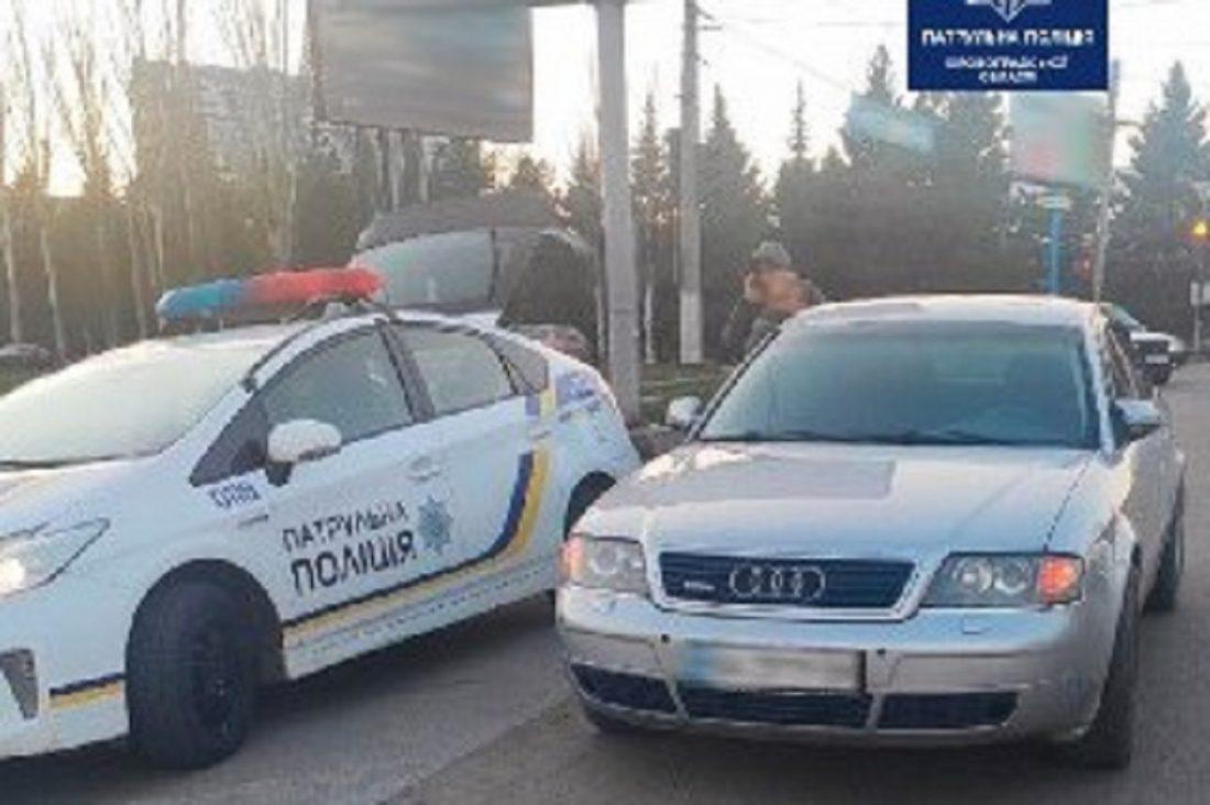 Без Купюр У Кропивницькому п'яний водій спричинив ДТП та втік За кермом  Патрульна поліція п'яний водій ДТП 2020 рік