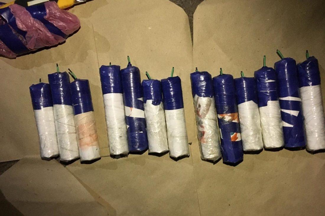 Без Купюр На Кіровоградщині СБУ затримала чоловіка, який виготовляв та продавав вибухівку Кримінал  СБУ гараж вибухівка вибух 2020 рік