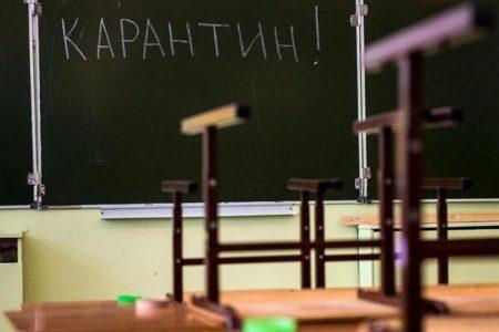 """Учні, дошкільнята та студенти Кіровоградщини """"ідуть"""" на карантин"""