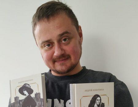 Зустріч із письменником Андрієм Кокотюхою відбудеться раніше