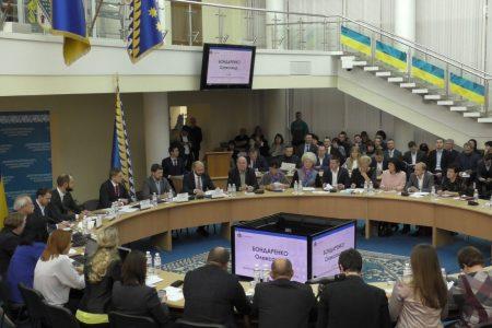 Представники громад Кіровоградщини виступають за виваженість в ухваленні змін до Конституції