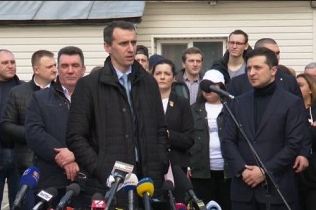 Без Купюр В Україні хочуть обмежити масові заходи Україна сьогодні  Коронавірус в Україні карантин 2020 рік
