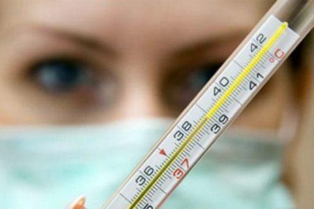 За добу на Кіровоградщині зафіксували 38 випадків захворювання на пневмонію