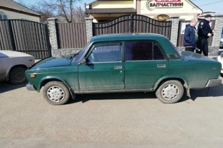 У Новомиргороді чоловік забув, де залишив автівку, і заявив про її викрадення