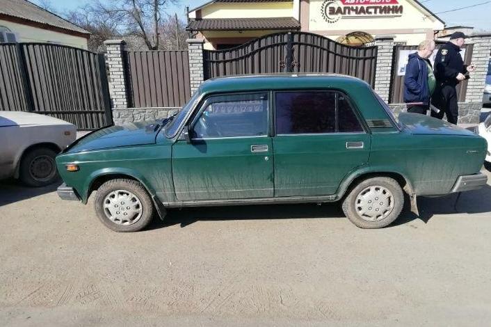 Без Купюр У Новомиргороді чоловік забув, де залишив автівку, і заявив про її викрадення За кермом  Новомиргород викрадення авто 2020 рік