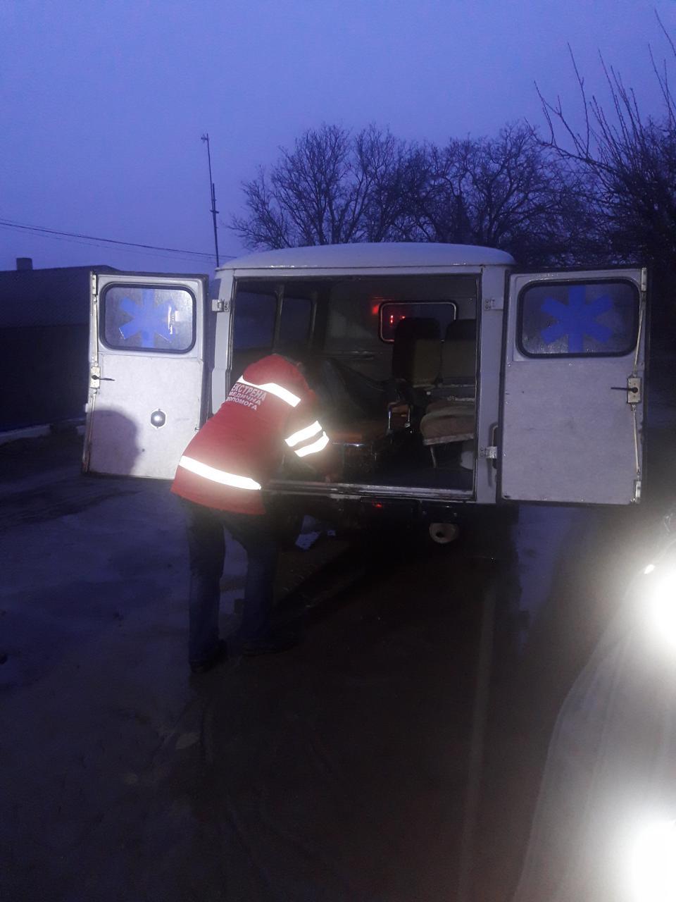 Без Купюр На Кіровоградщині пожежники врятували чоловіка. ФОТО Події  пожежа ДСНС Добровеличківка 2020 рік