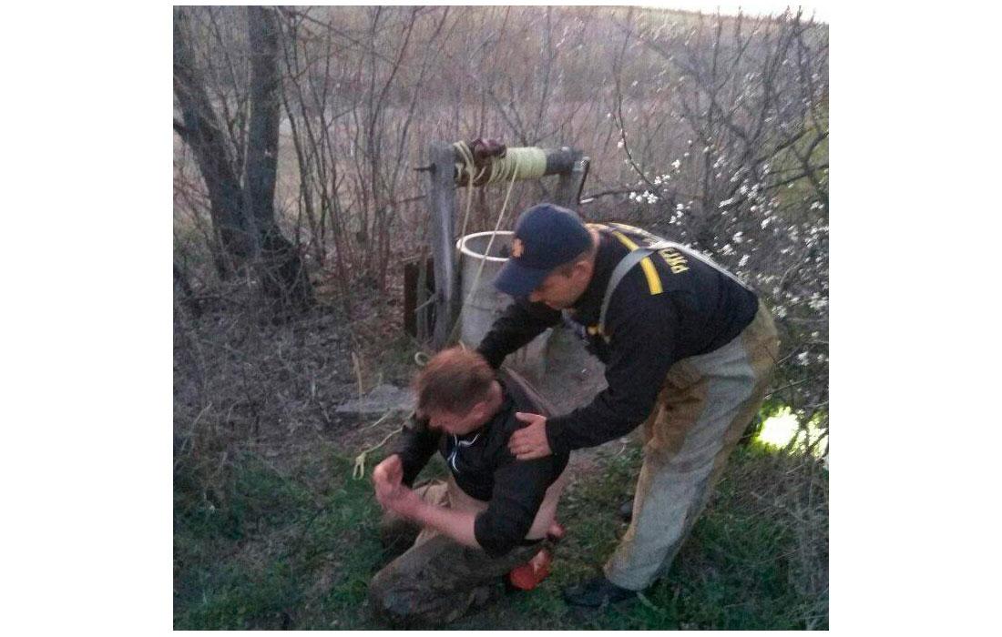 Без Купюр У Добровеличківському районі чоловік упав до колодязя за селом Події  ДСНС 2020 рік