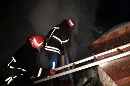 У Кропивницькому сталася пожежа в професійно-технічному ліцеї