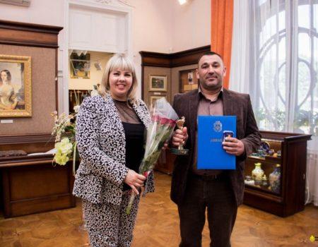 У Кропивницькому відзначили лауреатів премії імені Ястребова