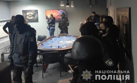 В Олександрії закрили підпільний гральний заклад. ФОТО