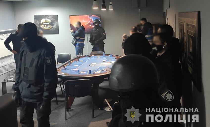 Без Купюр В Олександрії закрили підпільний гральний заклад. ФОТО Кримінал  підпільне казино Олександрія 2020 рік