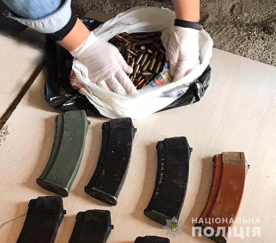 Без Купюр На Кіровоградщині правоохоронці вилучили півтори тисячі боєприпасів та 13 одиниць зброї Кримінал  поліція зброя 2020 рік