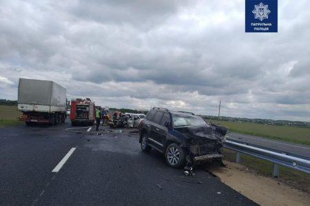 Кропивничанин, якого підозрюють у скоєнні ДТП на автівці Табалова, перебуває в ІТТ. ВІДЕО