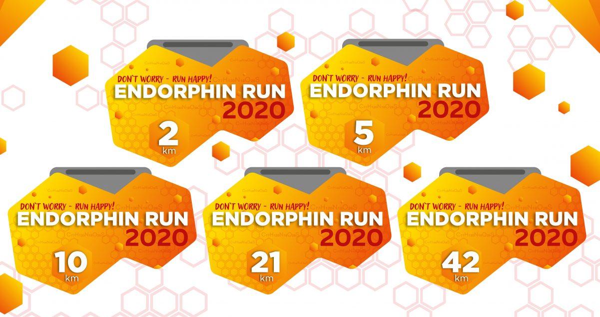 """Без Купюр У Кропивницькому організовують онлайн-забіг """"Endorphin Run"""" Спорт  онлайн-забіг Клуб прогресивних ініціатив KroRunClub Endorphin Run 2020 2020 рік"""
