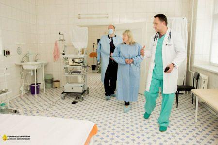 Кіровоградський онкоцентр отримав хіміопрепарати для безкоштовного лікування хворих