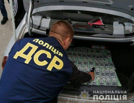 Сільського голову з Новгородківського району Кіровоградщини затримали через хабар