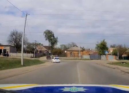 У Кропивницькому патрульні переслідували водія BMW. ВІДЕО