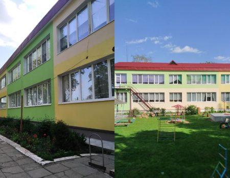 У Помічнянській ОТГ завершили перший етап капітального ремонту дитячого садка. ФОТО