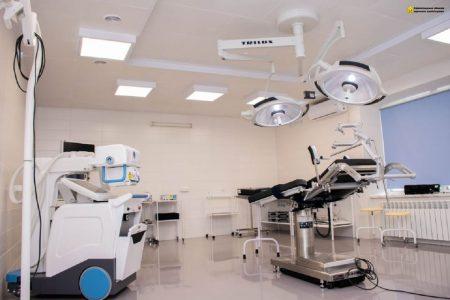 За тиждень у Кіровоградській обласній лікарні почне працювати ургентна операційна