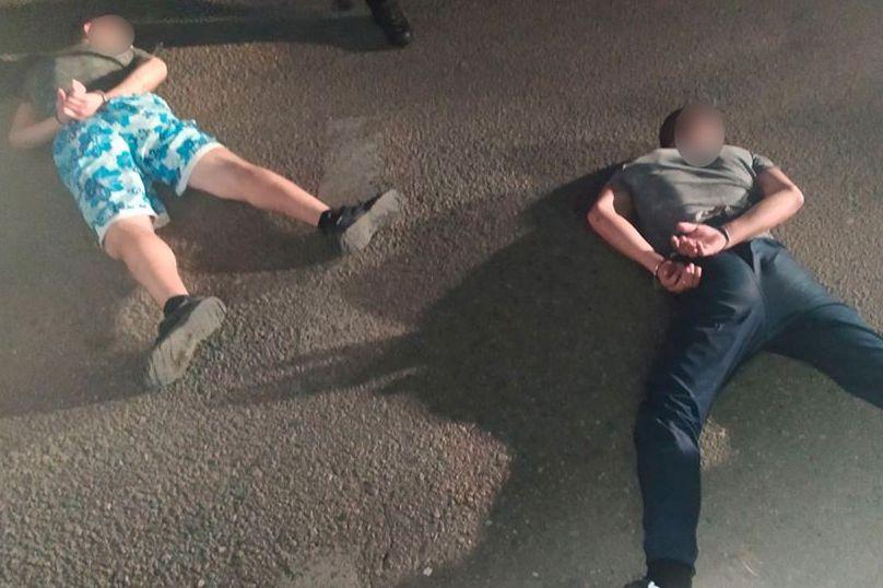 Без Купюр У центрі Кропивницького два брати побили й пограбували чоловіка Кримінал  ТОР пограбування Кропивницький 2020 рік